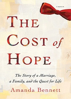 The Cost of Hope, by Amanda Bennett, book cover