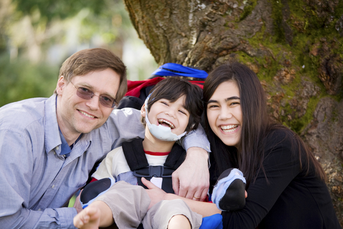 When it's time for a breather: respite care for children with special needs